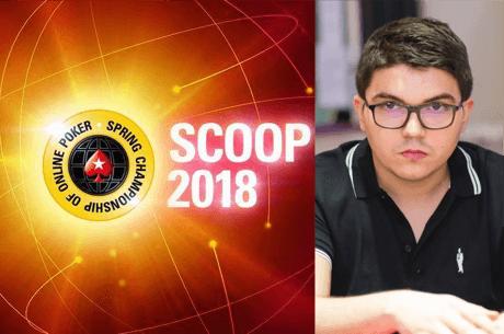 Adrian Pora castiga SCOOP-04 (Mini Sunday Million) si 36.906$