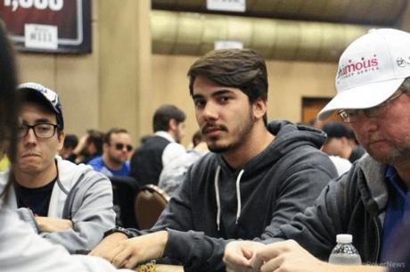 Resultados Internacionais: José Carlos Brito Vence Bounty Builder $33