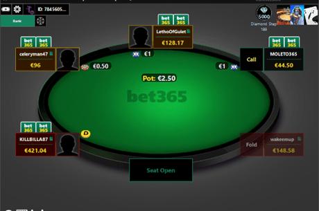 Спечели дял от €40,000 през май в bet365 Poker