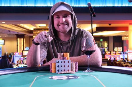 Mike Jukich Ships WSOPC Main Event for $165,438 in Last-Minute Trip