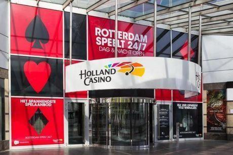 Holland Casino Rotterdam organiseert Charity-toernooi voor Daniel Den Hoed-stichting