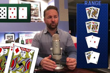 WATCH: Daniel Negreanu on How to Familiarize Yourself With Ranges