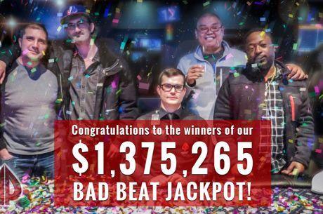 Tekom prvenstva MILLIONS North America sprožen milijonski BBJ