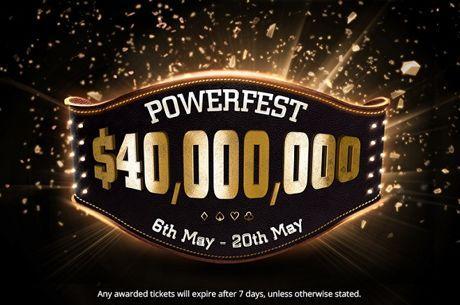 SeuOnofre Embolsa $72,622 no Powerfest #25-High Roller & Mais