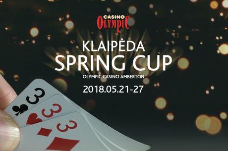 """Pirmą kartą Klaipėdoje - """"Klaipėda Spring Cup"""" serija"""