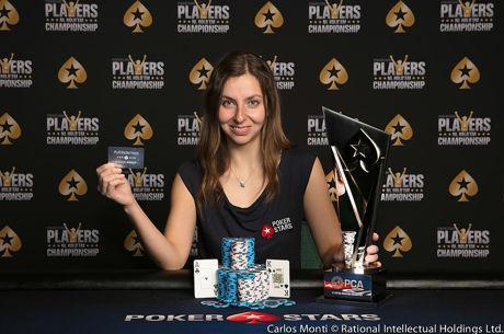 Maria Konnikova z Igramom spregovorila o svoji poti od pisateljice do pokerašice