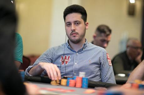 Mateos Eyes Final Table With 17 Left in Winamax SISMIX; Pinho Leads