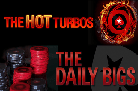 FabaoO ZJ Conquista o The Hot BigStack Turbo €50 da PokerStars.pt