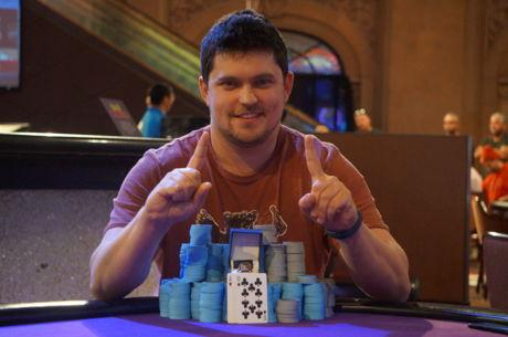 Valentin Vornicu Wins Record 11th World Series of Poker Circuit Gold