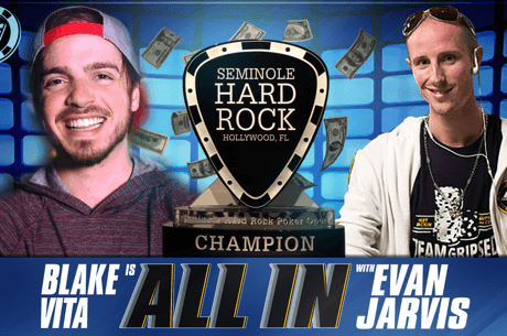ALL IN with Evan Jarvis: Blake Vita