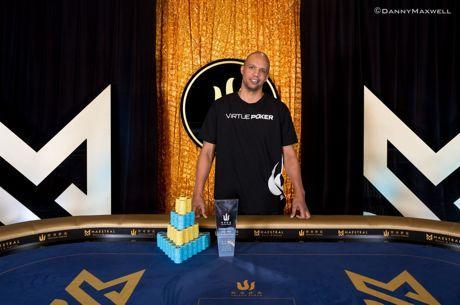 Po trijų metų pertraukos - Philo Ivey pergalė gyvo pokerio arenoje