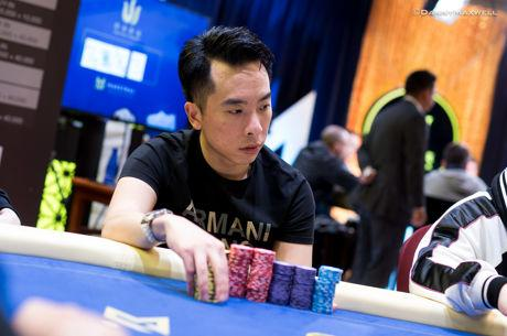 Leong embolsa el liderato tras el Día 1 del Main Event de las Triton Poker Montenegro