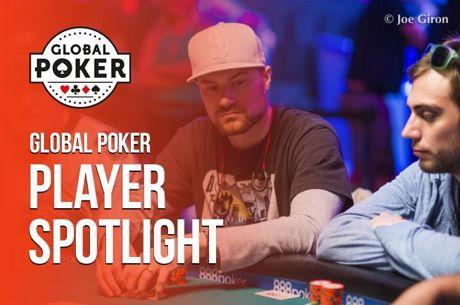 Global Poker Player Spotlight: Mike 'DarkKnight17' Coombs