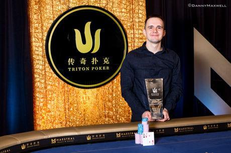Triton SHR Montenegro : Mikita Badziakouski triomphe pour 2 millions, le Français Rui Cao 2e...