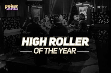 Poker Central & ARIA Announce High Roller of the Year Award
