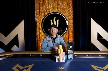 Jason Koon Wins Triton Poker Montenegro Short Deck Event ($3,579,914)