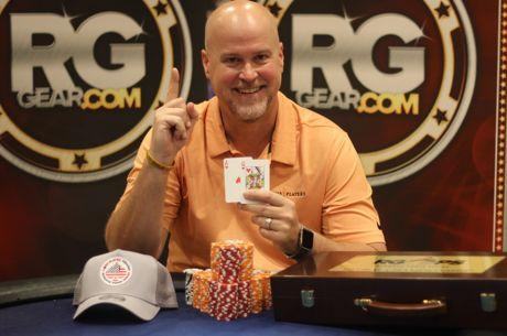 Shawn Sparks Wins RGPS Global Championship on Royal Caribbean Cruise