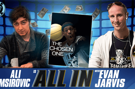 ALL IN with Evan Jarvis: Ali Imsirovic