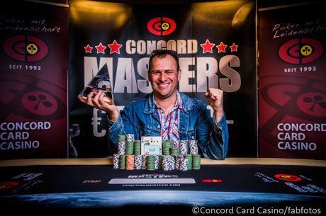 Eros Rajmund gewinnt das Concord Masters 2018