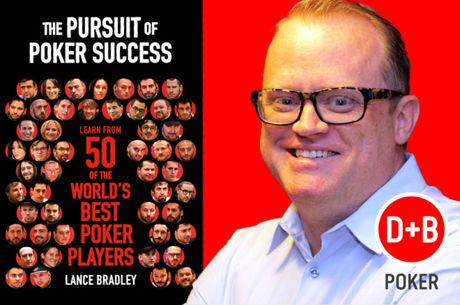 Knjižna recenzija: Lance Bradley - The Pursuit of Poker Success