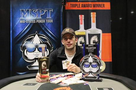 Mark Brazis Wins Largest Tournament in Michigan History for $221K