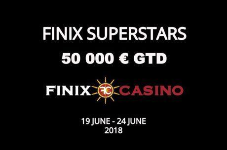 Έρχεται 19-24 Ιουνίου το Finix Superstars με €250 Main Event και...