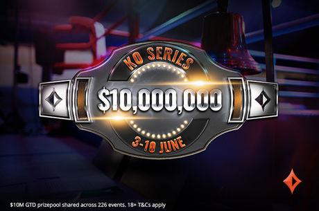$10 million guaranteed partypoker KO Series