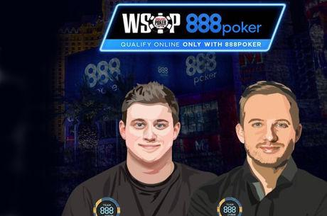 Anton Wigg Joins Martin Jacobson as Wingman in 888poker's 8-Team