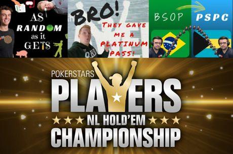 Team PokerStars Pros to Giveaway Platinum Passes
