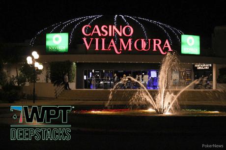 Calendário do World Poker Tour DeepStacks Vilamoura 2018