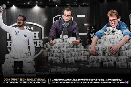 Super High Roller Bowl : Les 48 participants à la loupe