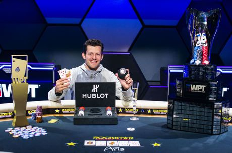 Waxman Wins WPT Tournament of Champions, Denying Elias