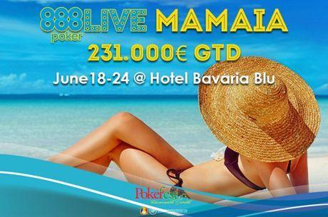 888Live фестивал с €231,000 гарантирани от 18 до 24 юни в Мамая, Румъния
