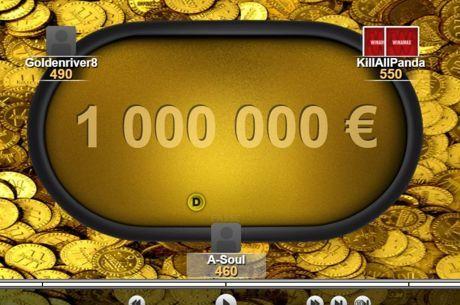 Replay : Le million tombe pour la 5e fois sur un Expresso Winamax