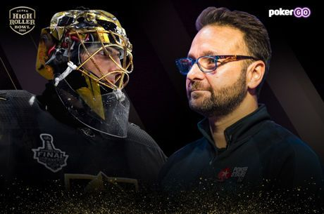 Hushing the Critics: Daniel Negreanu and the Las Vegas Golden Knights