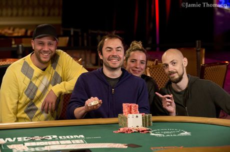 WSOP : Un bracelet pour Elio Fox, Antoine Saout dans l'argent