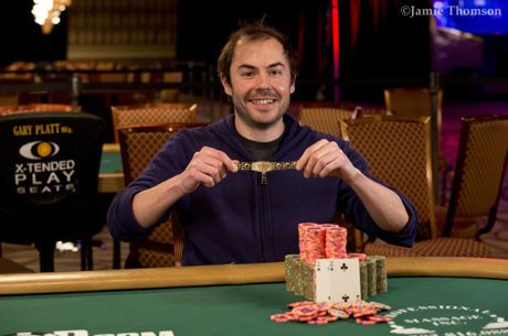 Elio Fox Wins First Ever WSOP $10,000 Super Turbo Bounty for $393,693