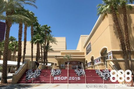 WSOP Day 1: It's Showtime – with Casino Employees Championship and $10K Super Turbo