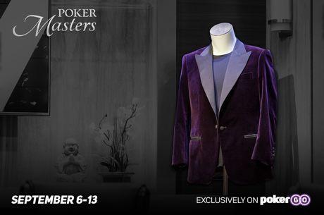 Poker Central's Poker Masters Returns in September
