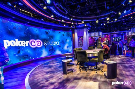 Sneak Peek: A Look Inside the New PokerGO Studio
