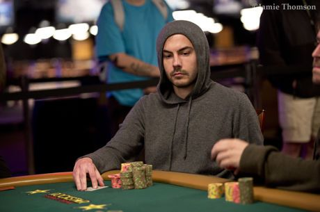 Fox Riding the Wave; Bags Day 1 Lead in WSOP's $100,000 High Roller