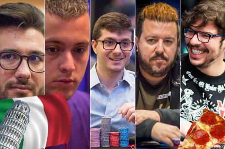 Five of the Best Italian Poker Players