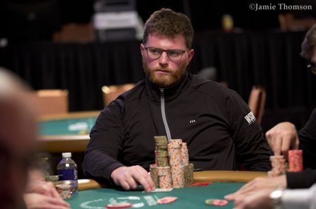 Nick Petrangelo Leads Final 10 in WSOP Event #5: $100,000 High Roller