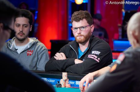 Petrangelo Still Leads Going into WSOP $100,000 High Roller Final Day