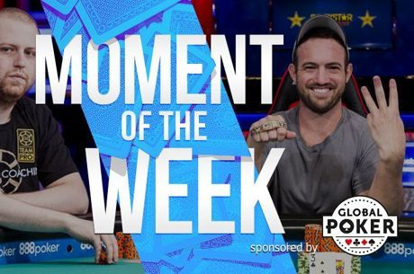Moment of the Week: Two WSOP Former Main Event Champs Clash at Final Table