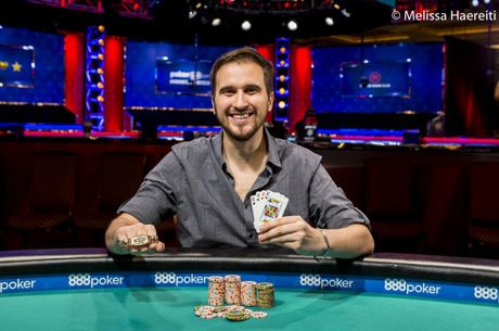 2018 World Series of Poker: Julien Martini siegt bei Event #4