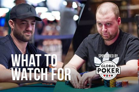 WSOP Day 4: Joe's Ready for Shootout Final Table, $100K Day 2 Awaits