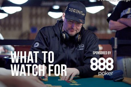 WSOP Day 3: Hellmuth, McKeehen, Cada Advance to Final 50 in Shootout