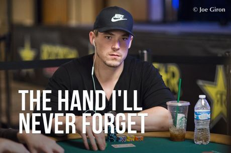 The Hand I'll Never Forget: Alex Foxen's Big Call Down