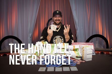 The Hand I'll Never Forget: Hellmuth's 'White Magic' at the WSOPE Main Event